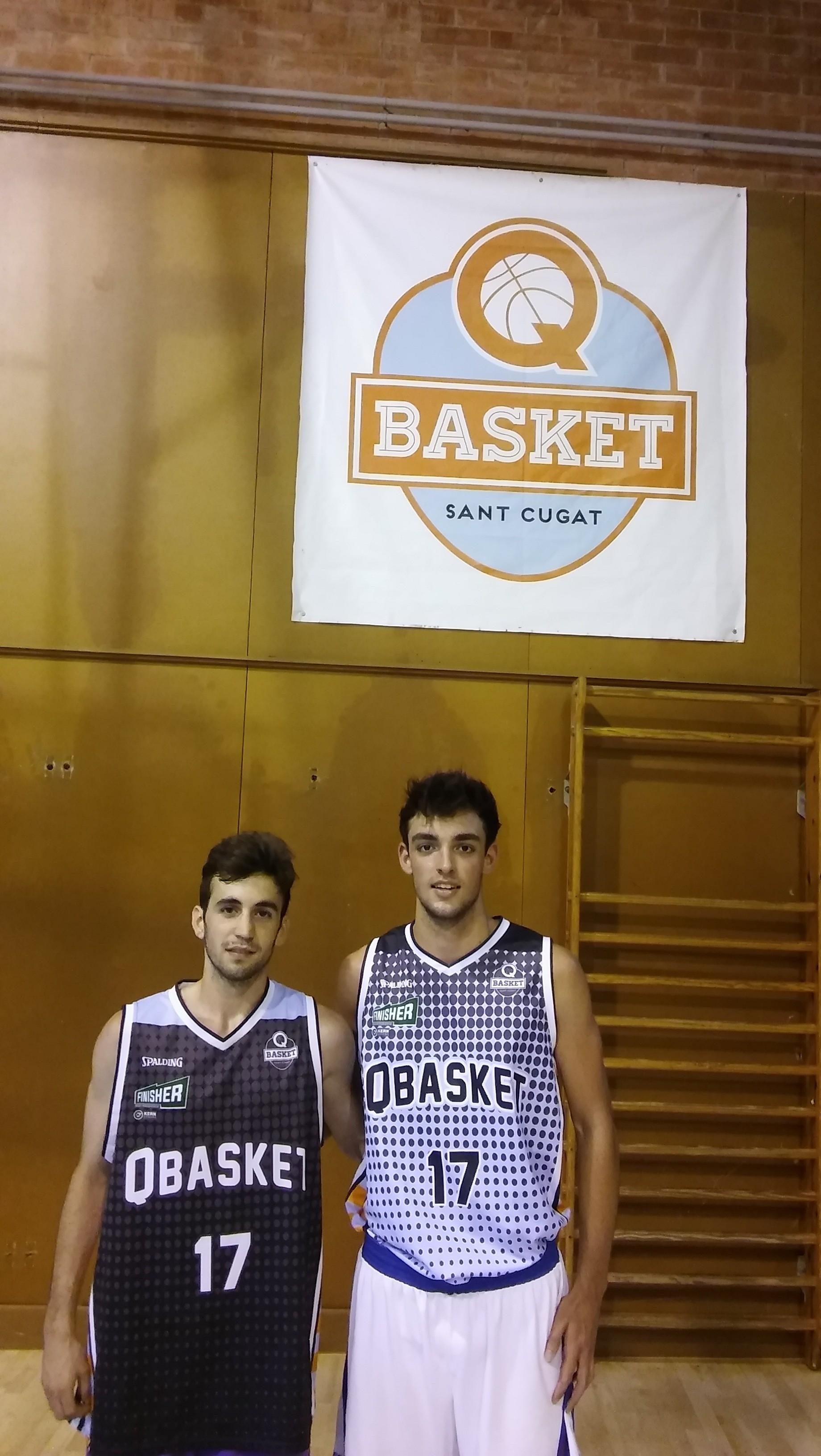 Carlos La paz i Marc Sanchez